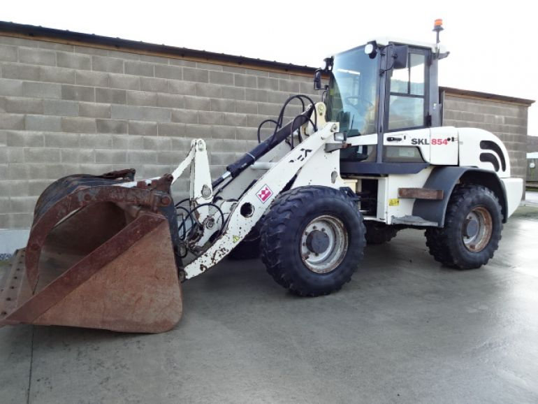 TEREX SKL854 LOADING SHOVEL