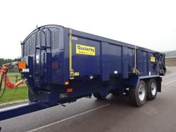 EASTERBY 14 TON ROOT TRAILER **AIR BRAKES**