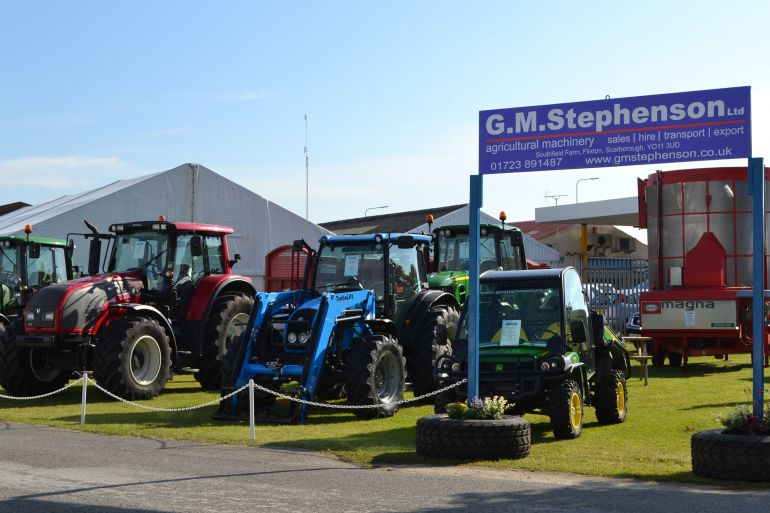 A GREAT DAY AT DRIFFIELD SHOW